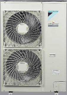 Pompe à chaleur Air/Eau Daikin Altherma Basse température