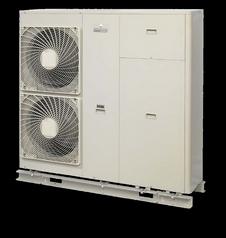 Pompe à chaleur Air/Eau Daikin Altherma Basse température Monobloc
