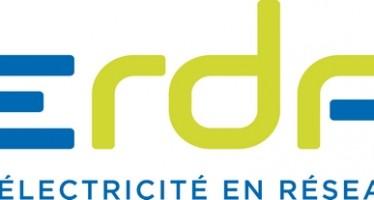 Un nouveau logo pour ERDF