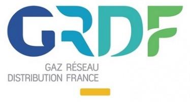 GRDF change de logo
