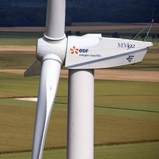 De l'électricité d'origine renouvelable chez EDF