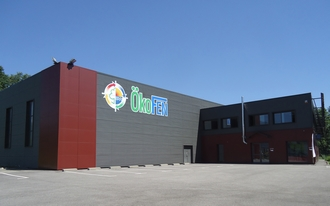Le siège d'ÖkoFEN France en Savoie.