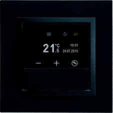 Thermostat d'ambiance programmable Kallysta. DR