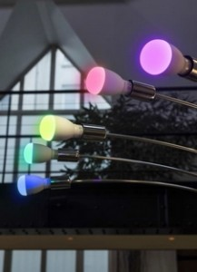 Ampoule connectée AwoX SmartLIGHT