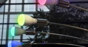 Gamme d'ampoule connectée AwoX