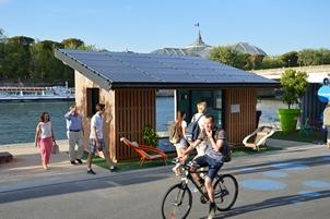 Habitat écologique Solaire Box