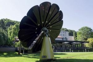 Smartflower générateur solaire