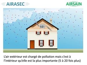 Airsec bio-décontamination