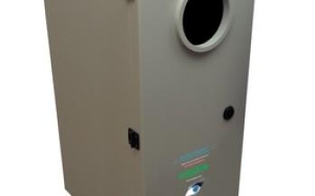 Centrale Airasec de bio-décontamination de l'air intérieur