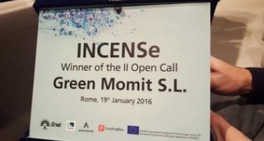 momit et son thermostat intelligent reçoivent le prix InCENSe
