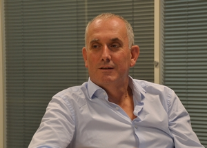 Bruno Macré, directeur de Techem