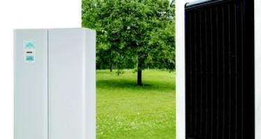 Chaudière hybride gaz et solaire Hydroconfort Solaire