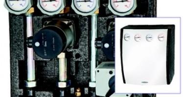 Créer un double circuit de chauffage avec le module Kombimix