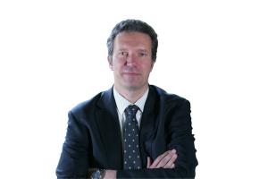 Nicolas Ribière, président de Céquami