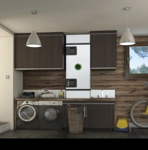 InspirAIR Home purifie l'air résidentiel