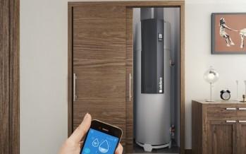 T.Flow Hygro+ Connecté combine eau chaude et ventilation