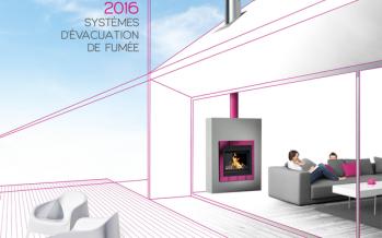 Guide Tarif 2016 de Cheminées Poujoulat