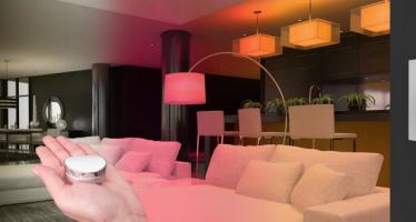 L'interrupteur sans-fil SmartPebble gagne un Prix de l'Innovation