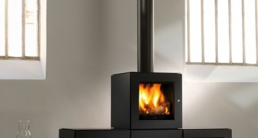Poêle à bois et mobilier de chauffage personnalisable Speetbox