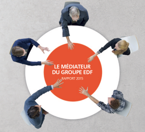 Rapport d'activité 2015 du médiateur d'EDF