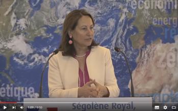 Ségolène Royal lance un appel à projets contre la précarité énergétique