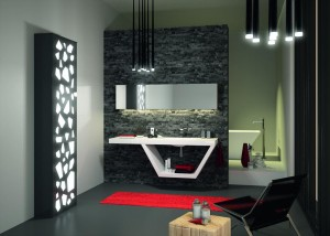 Chauffe-eau Twido Design Mozaic Ardoise