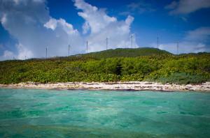 Quadran inaugure une centrale éolienne en Guadeloupe