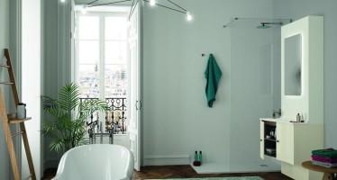 Solution 2 en 1 Twido : des meubles avec chauffe-eau