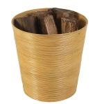 Rangement à bois corbeille Goa