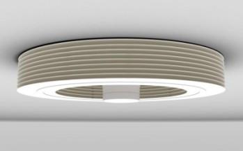 Ventilateur de plafond sans pales Exhale