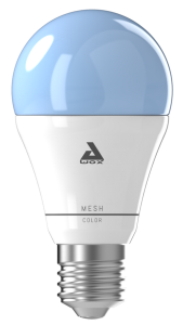 Ampoules connectées Smart Light Mesh de portée Bluetooth > 50 m