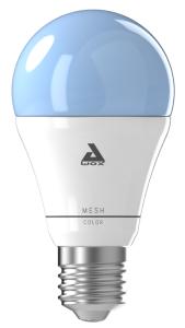 Ampoules connectées Smart Light Mesh de portée Bluetooth > 50 m