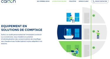 Caloon individualise les dépenses d'énergie dans les immeubles