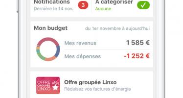 L'Appli Linxo et Selectra font baisser les factures d'énergie
