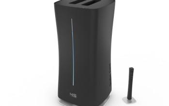 Humidificateur d'air intelligent Eva