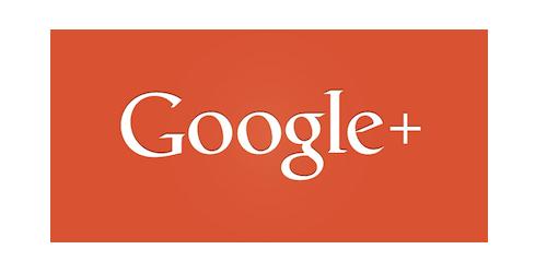 Logo Google Plus 500x250