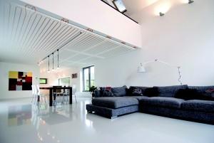 Système chauffage/rafraîchissement plafond ModulCeiling Variotherm