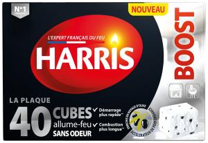 Cubes allume-feu Boost Harris