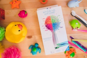 Des économies d'eau chaude grâce au pommeau Hydrao First