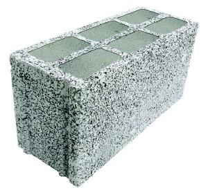 Bloc isolant Kosmo City composée de mousse minérale Airium