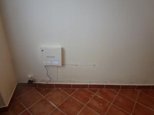 Mur'Innov assèche les remontées d'humidité par capillarité