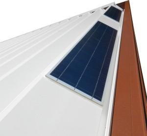 Pergola bioclimatique solaire