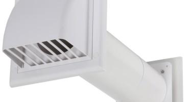 Extracteur d'air double flux Cassio pour une pièce