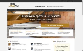 La plateforme de rénovation BienChezMoi fête son 1er anniversaire