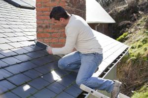 Revêtement imperméable Anti-Infiltrations dédié aux toitures