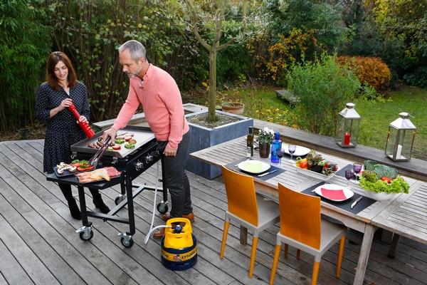 barbecue la bouteille de gaz butane malice f 234 te ses 20 ans maison et energie