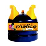 Bouteille de gaz butane Malice de Finagaz