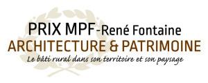 Logo prix Maisons paysannes de France