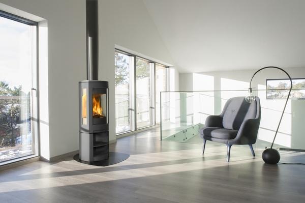 po les bois jotul f 370 advance accumulation de chaleur maison et energie. Black Bedroom Furniture Sets. Home Design Ideas