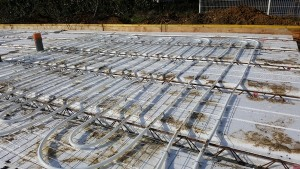 Tradibat séduit par le procédé de plancher chauffant Comfort Home